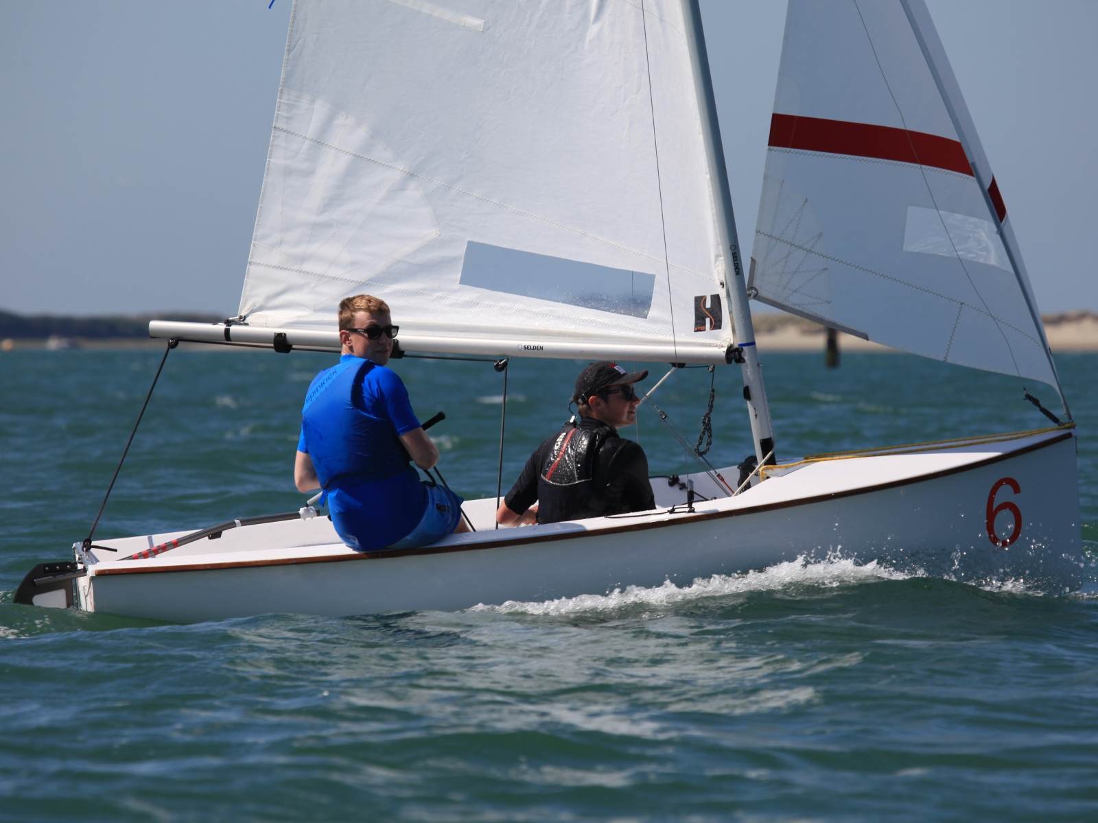 Itchenor Sailing Club Schools Week 2018 – Fireflies – photo gallery