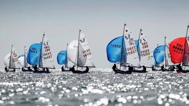 MPI sponsored sailor poised for Youth World Championships