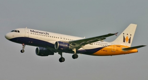 Monarch Airlines Failure