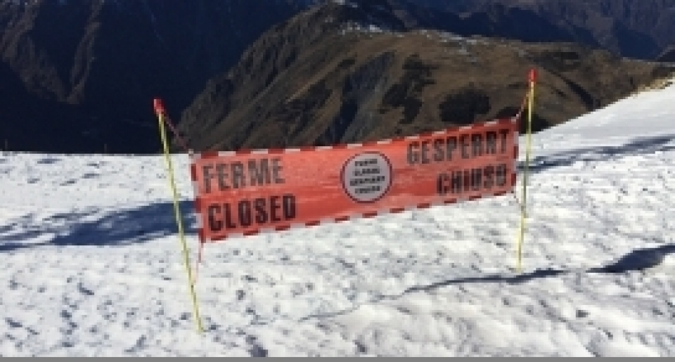 Closed runs: To ski or not to ski