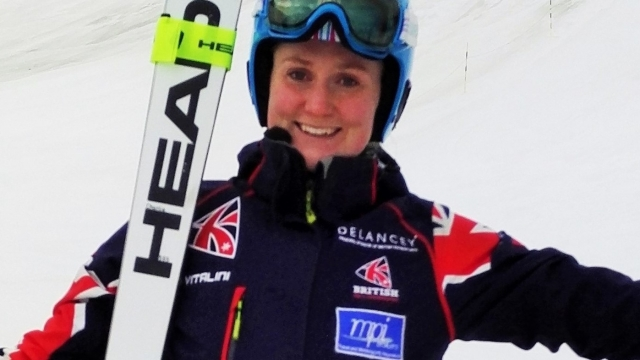 'Our' Charlie earns a Team GB place for the Winter Olympics