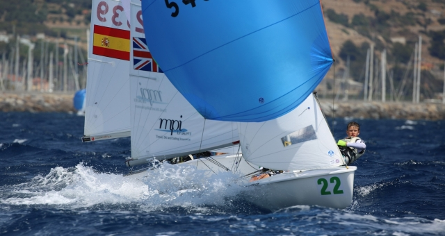 Serious competition ahead for Team Thompson Sailing