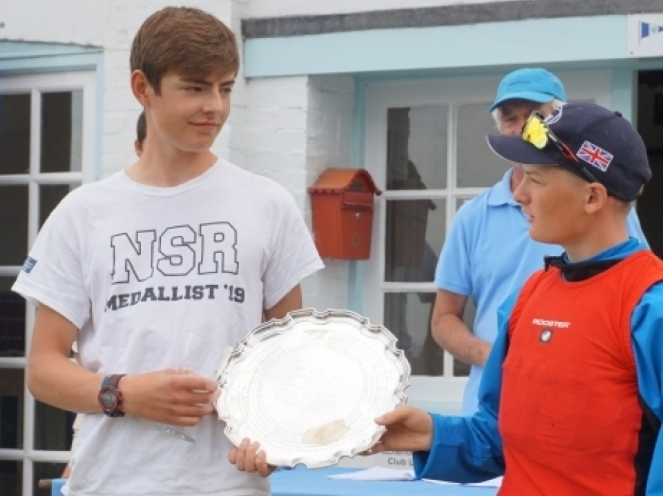 Itchenor Sailing Club Schools Week 2019 – Prizegiving