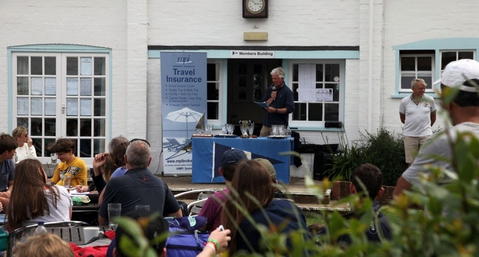 Itchenor Sailing Club Schools Week – Prizes – photo gallery