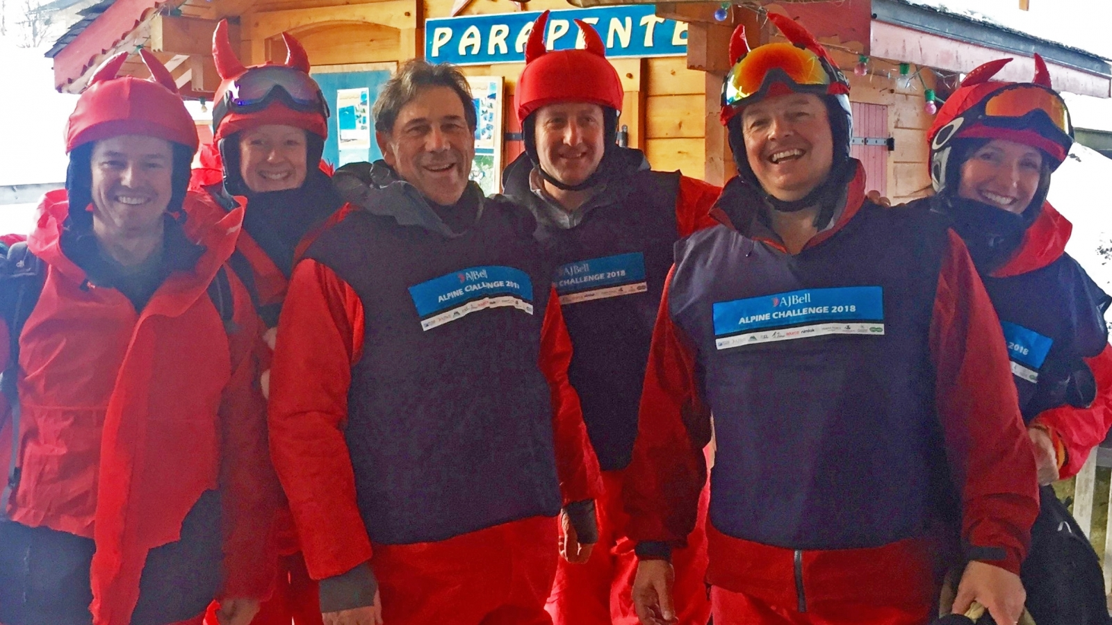 MPI supports annual fundraising snowsports challenge